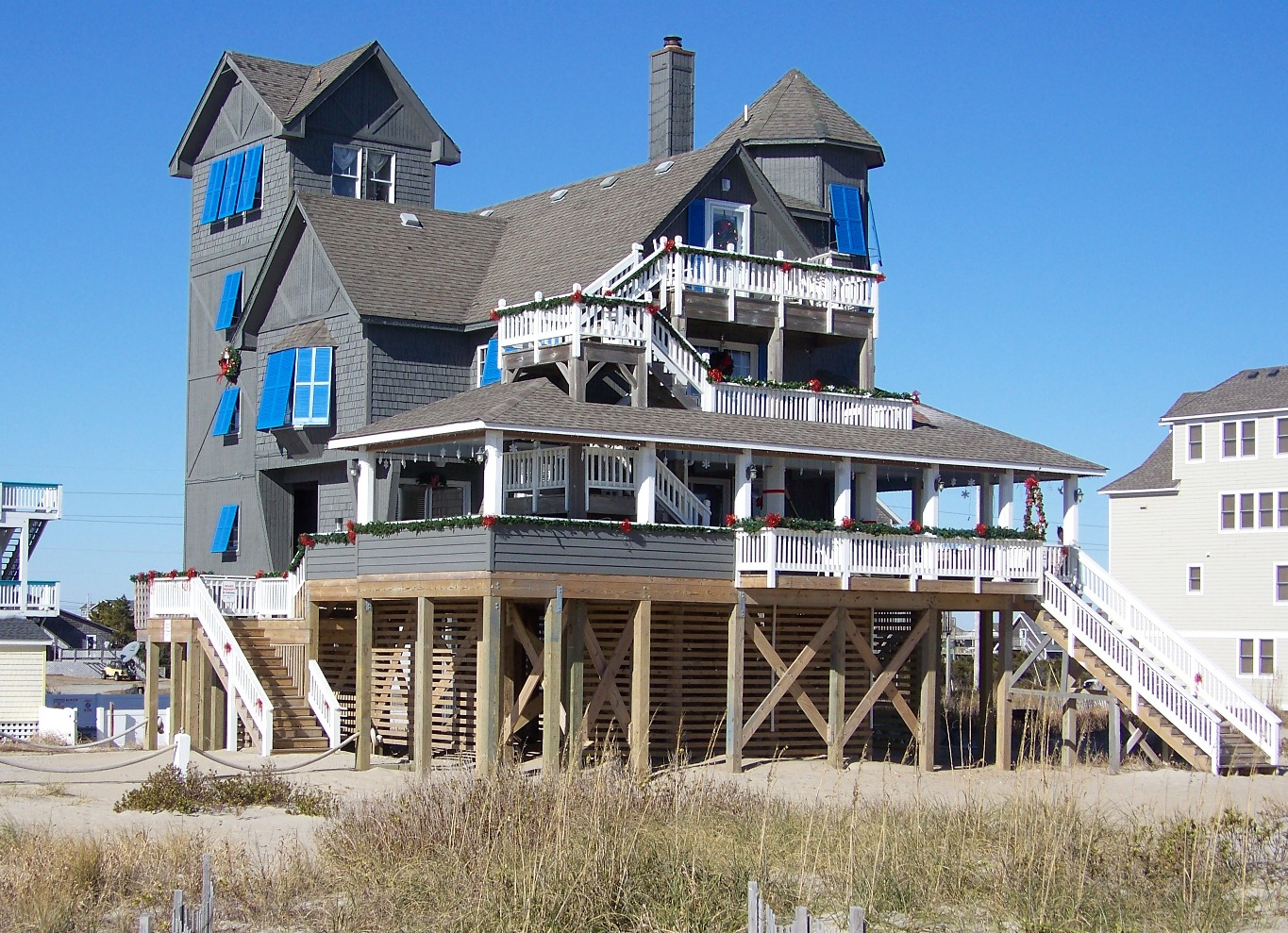 Nights In Rodanthe House On Beach Part - 17: If You Would Like Any Information Regarding The Outer Banks, Do Not  Hestiate To Contact Us At Blue Horizon Realty 877-667-6865 Or Email ...